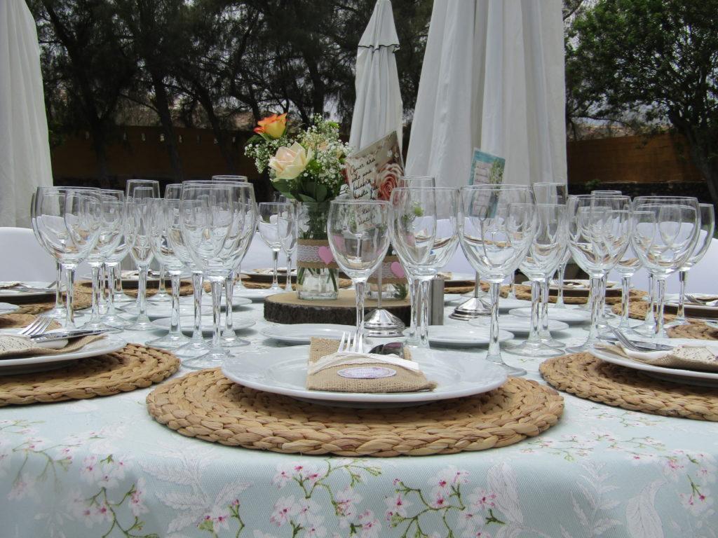 catering gran canaria boda